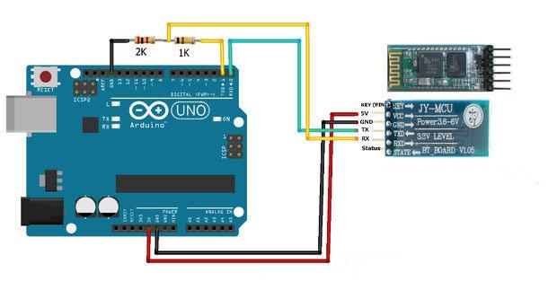 schema_HC-05_arduino