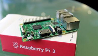Raspberry Pi 3 - Foto